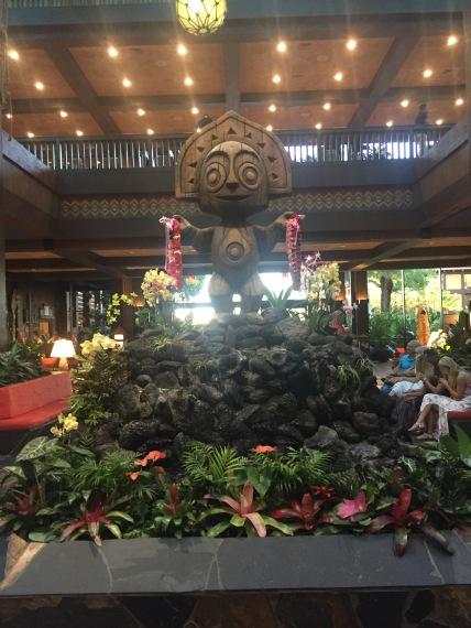 Inside the Polynesian Resort @ Disney FL