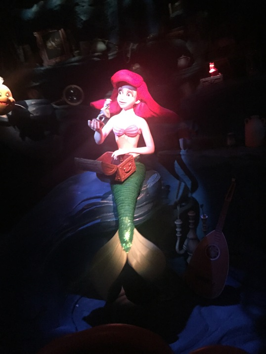 My main gal, Ariel.