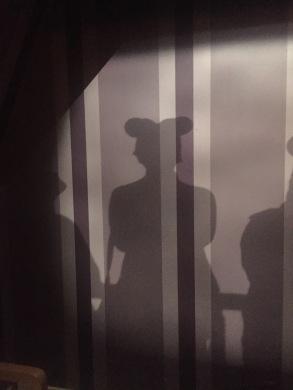 Shadows before Peter Pan