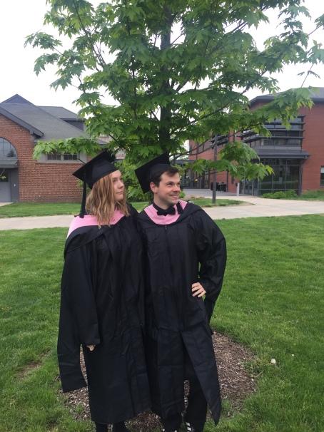 Graduation, May 2017