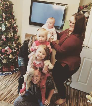 2016 - Christmas with cousins