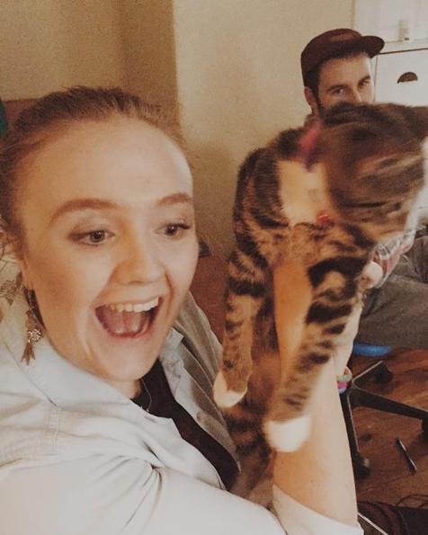 2017 - Catstagram