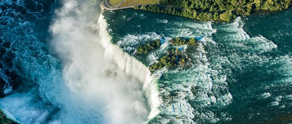 Niagara Fall State Park NY:CA
